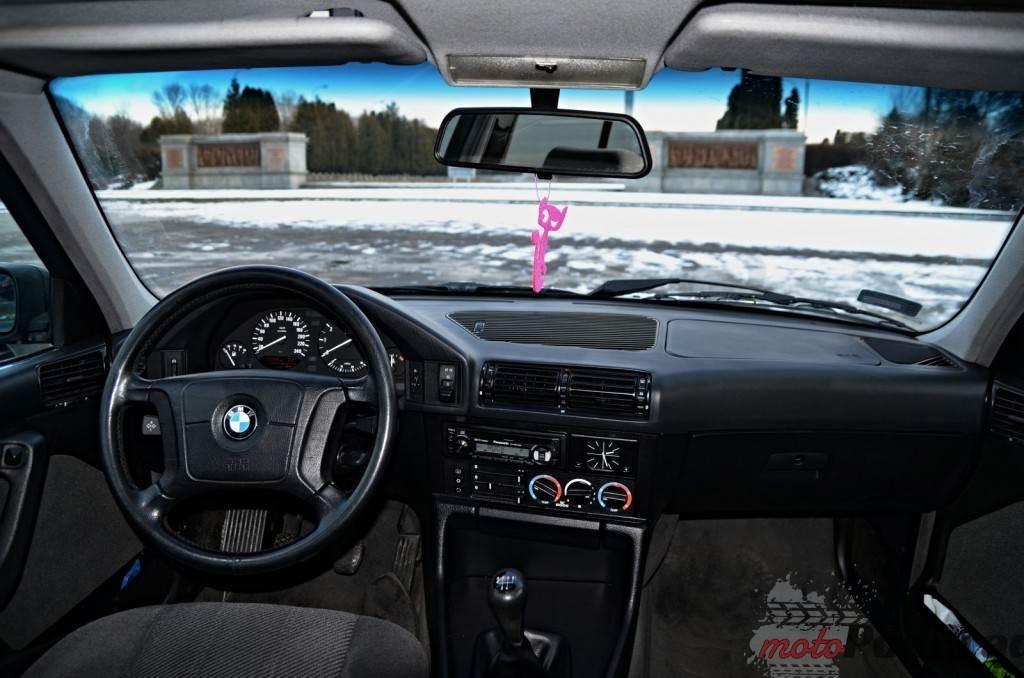 DSC 00032 1024x678 Sprzedany: BMW E34 518 Touring   bo nie o moc chodzi!