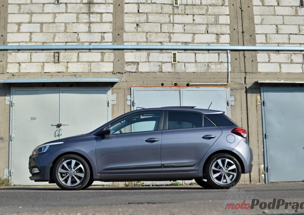 DSC 00061 1024x726 Test: Hyundai i20 1.4 CRDi Comfort