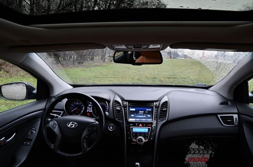 DSC 0019 1024x678 Test: Hyundai i30 1.6 GDI A/T Premium