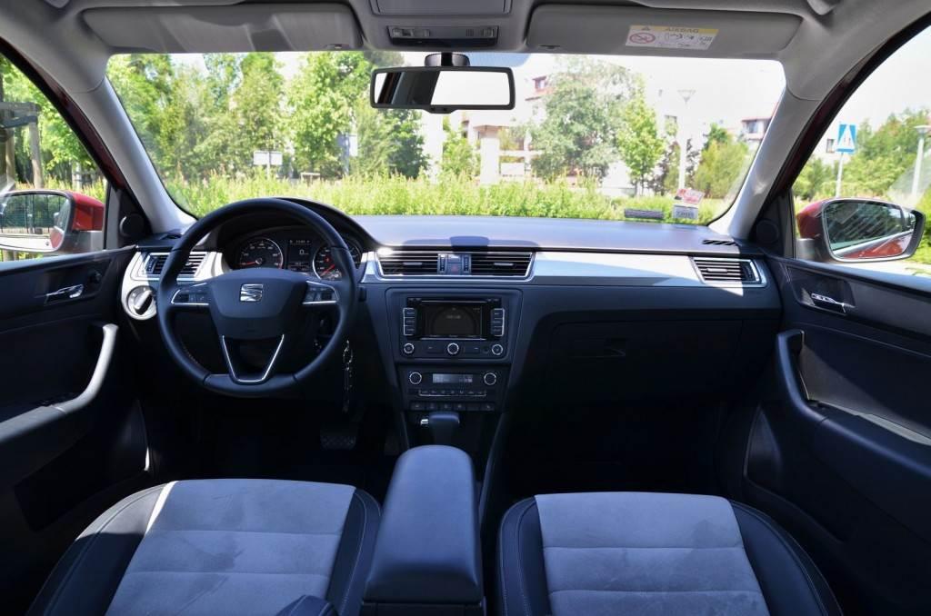 DSC 00252 1024x678 Mini test: Seat Toledo 1.4 TSI 122 KM I TECH