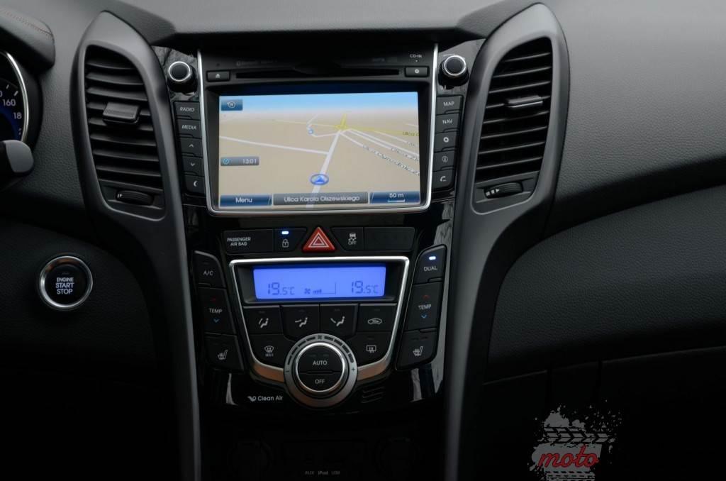 DSC 0034 1024x678 Test: Hyundai i30 1.6 GDI A/T Premium