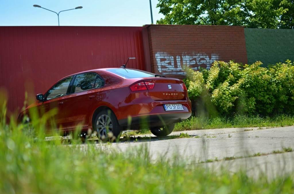 DSC 00441 1024x678 Mini test: Seat Toledo 1.4 TSI 122 KM I TECH