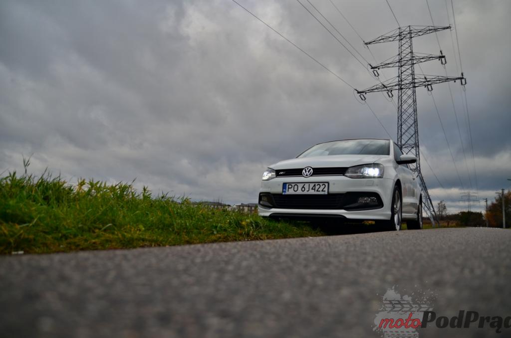 DSC 00441 1024x678 Test: Volkswagen Polo R Line 1.4 TDI   wygląd to nie wszystko
