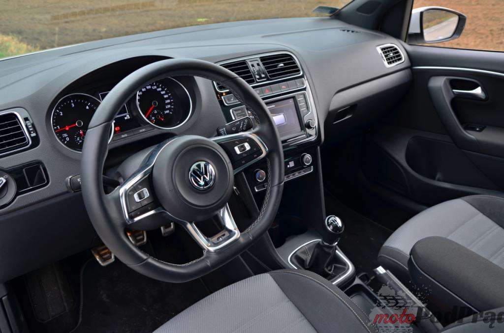 DSC 00541 1024x678 Test: Volkswagen Polo R Line 1.4 TDI   wygląd to nie wszystko