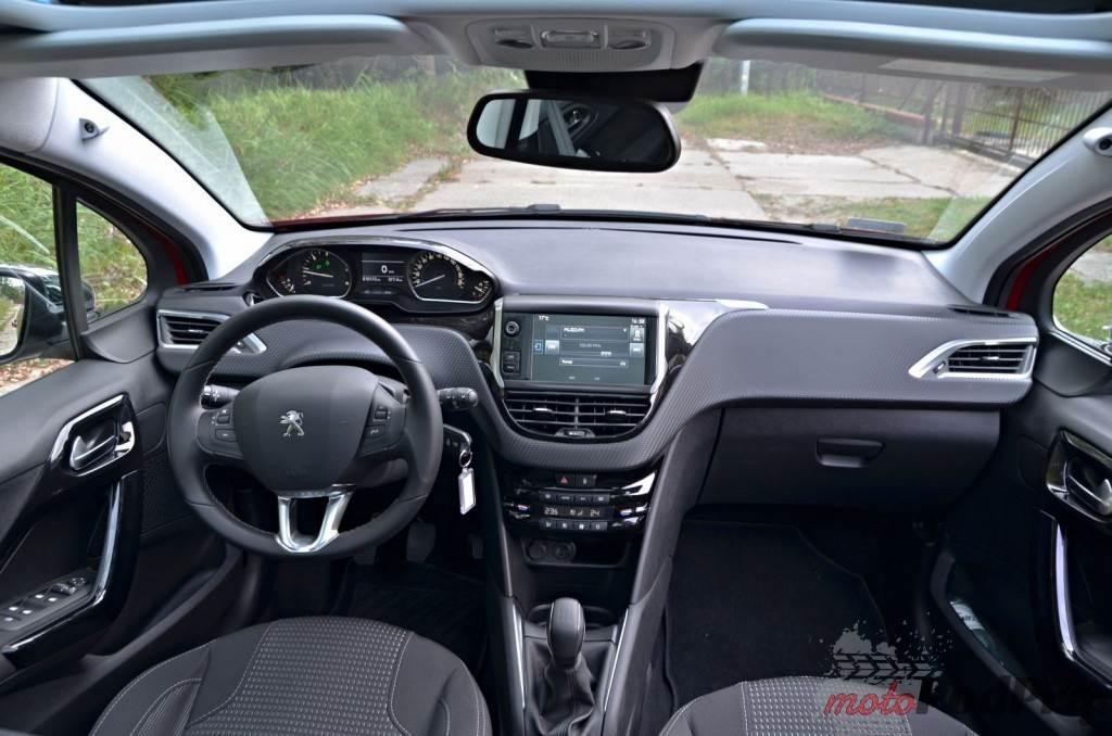 DSC 0120 1024x678 Test: Peugeot 208 1.6 BlueHDi Allure FL