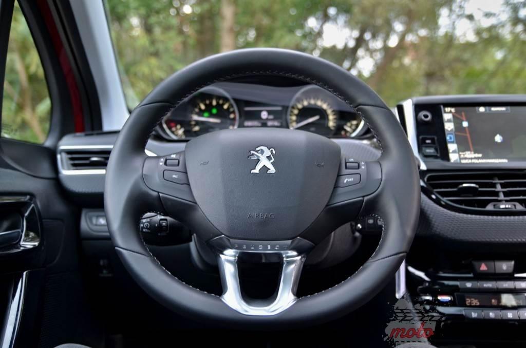 DSC 01253 1024x678 Test: Peugeot 208 1.6 BlueHDi Allure FL