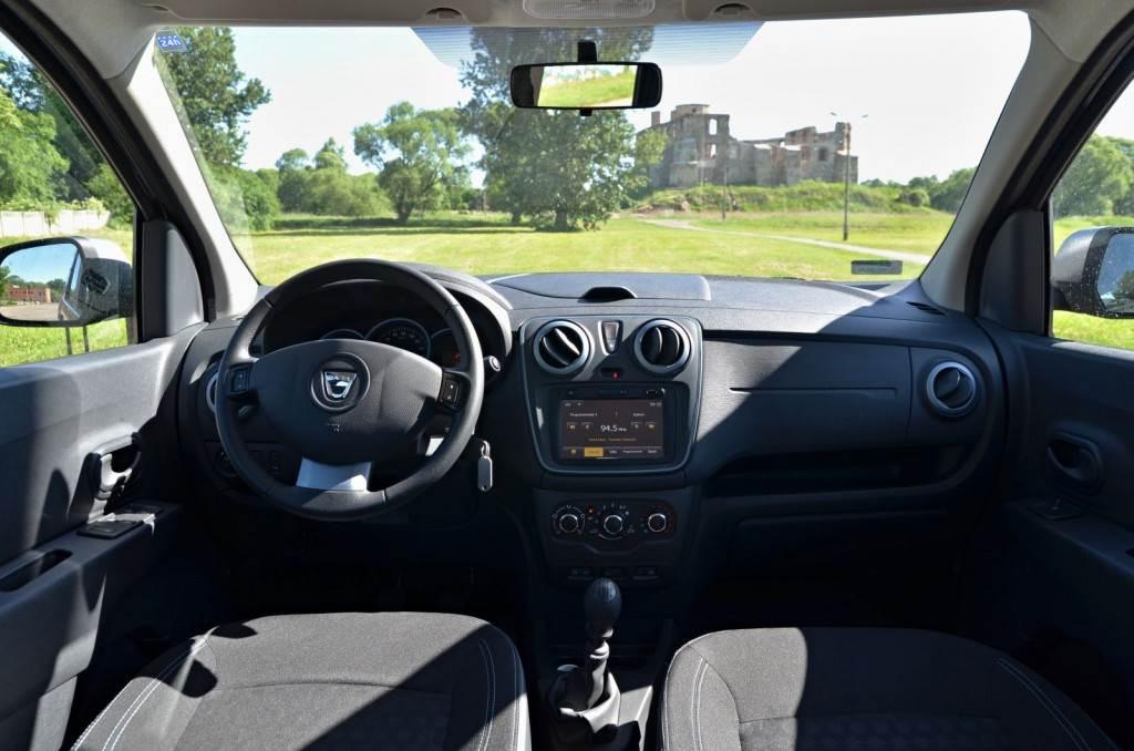 DSC 01302 1024x678 Test: Dacia Lodgy Stepway 1.5 dCi 107 KM