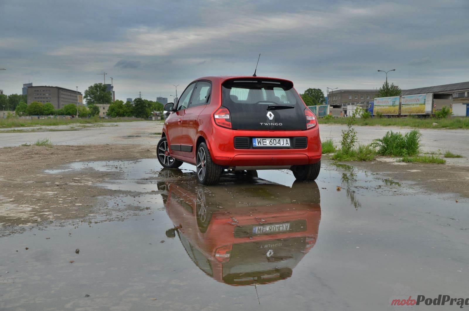 DSC 0262 Renault Twingo 0,9 Tce   współczesny maluch