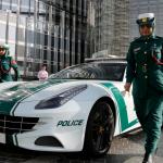 Ferrari FF 150x150 Radiowozy w Dubaju