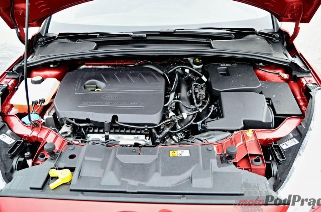Focus 27 1024x678 Test: Ford Focus 1.5 EcoBoost 150 KM Titanium