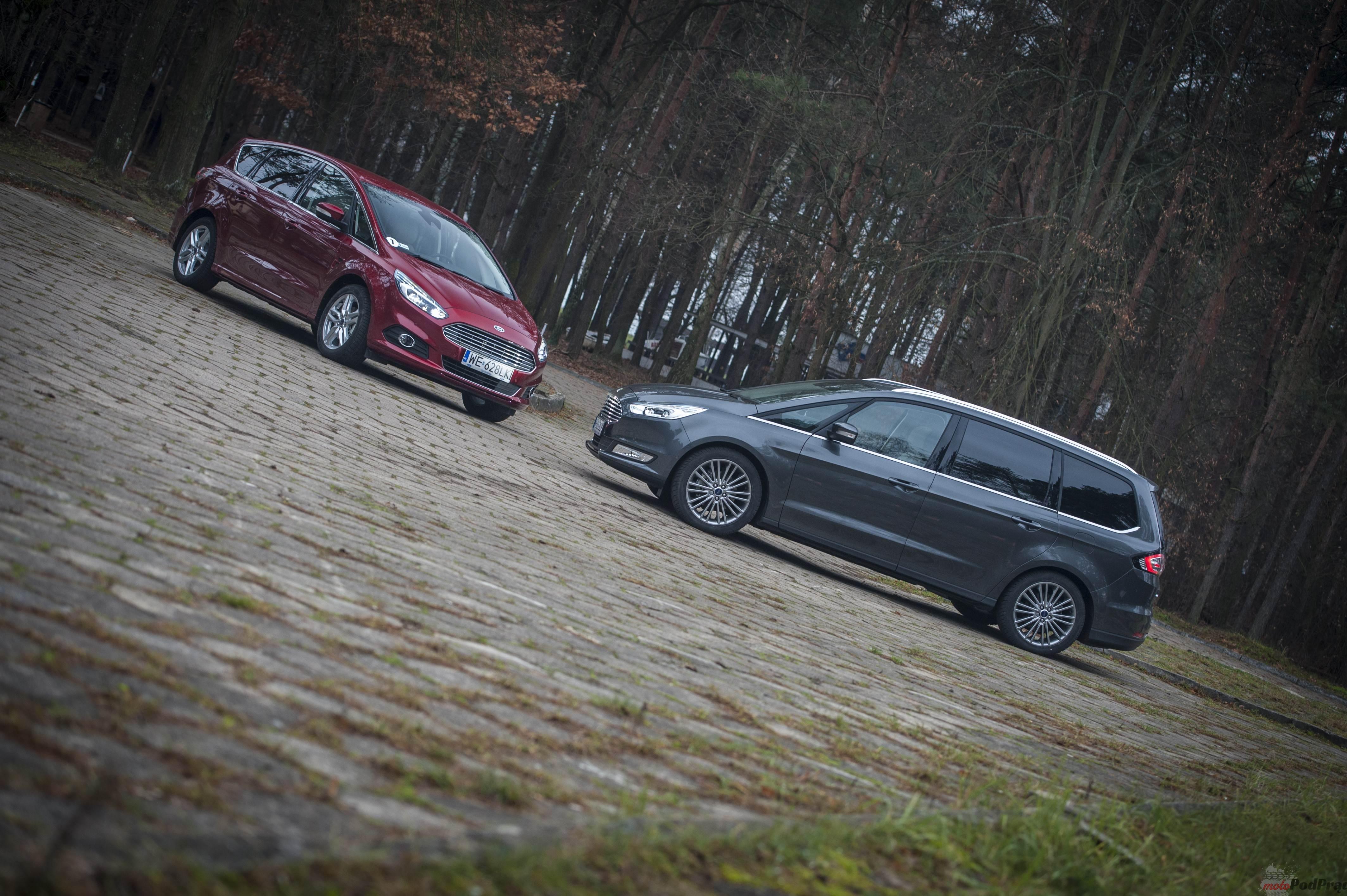 Ford samochody rodzinne 5 Nowości w rodzinie Forda