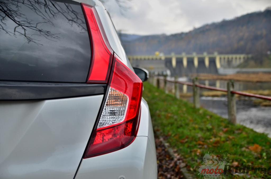 Honda Jazz CVT 11 1024x678 Test: Honda Jazz 1.3 i VTEC CVT   miłe zaskoczenie