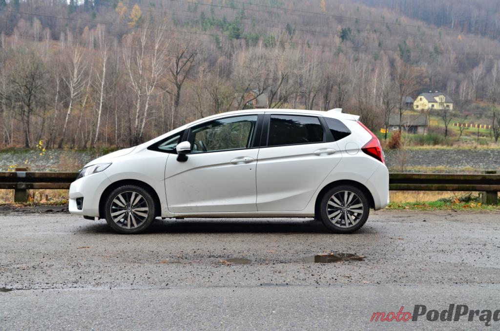 Honda Jazz CVT 12 1024x678 Test: Honda Jazz 1.3 i VTEC CVT   miłe zaskoczenie