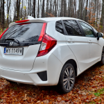 Honda Jazz CVT 21 150x150 Test: Honda Jazz 1.3 i VTEC CVT   miłe zaskoczenie