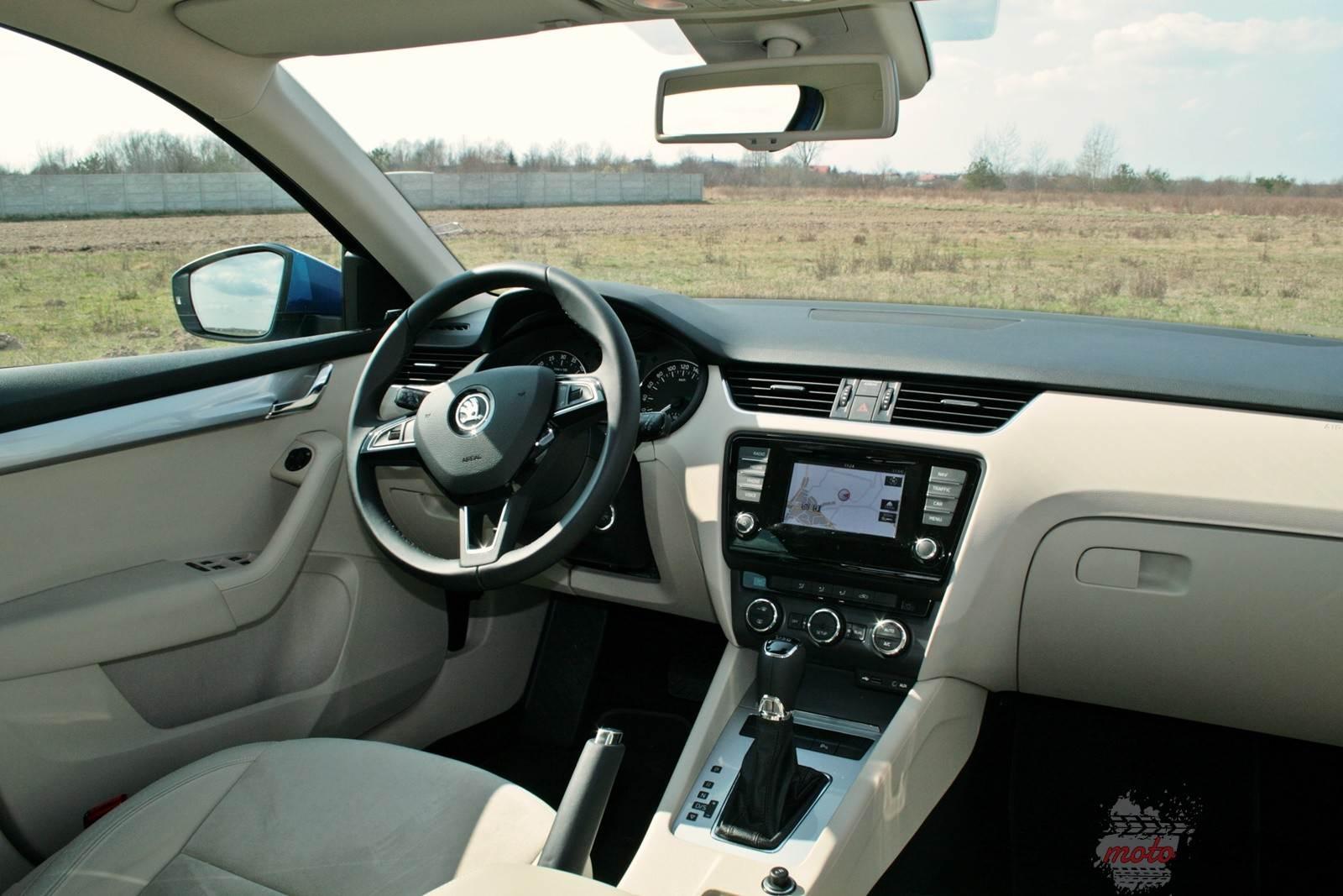 IMG 0232 Test: Škoda Octavia 2.0 TDI DSG Elegance
