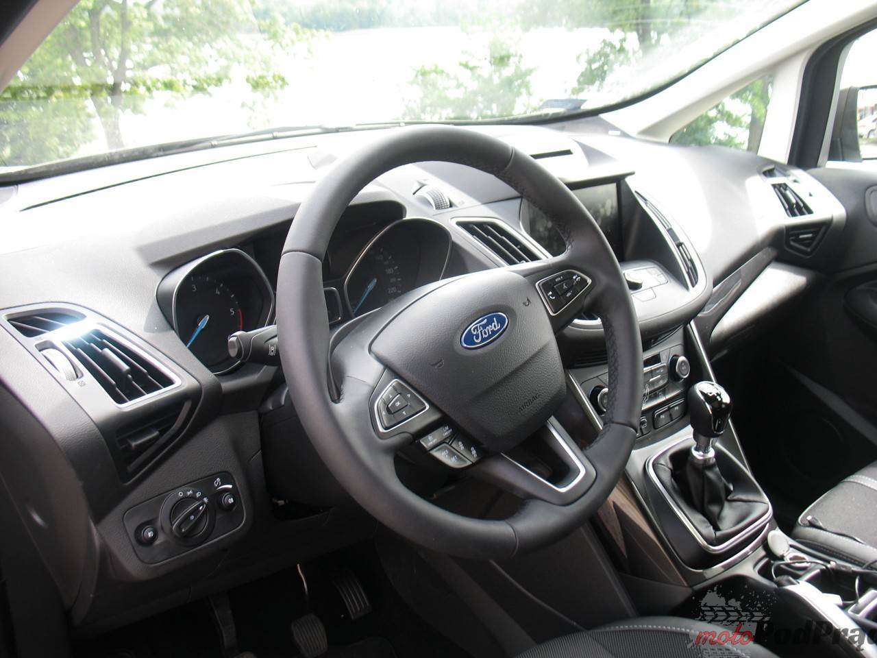IMG 0424 Test: Ford Grand C Max 2.0 TDCi 150 KM