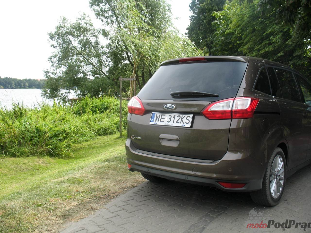 IMG 0477 Test: Ford Grand C Max 2.0 TDCi 150 KM