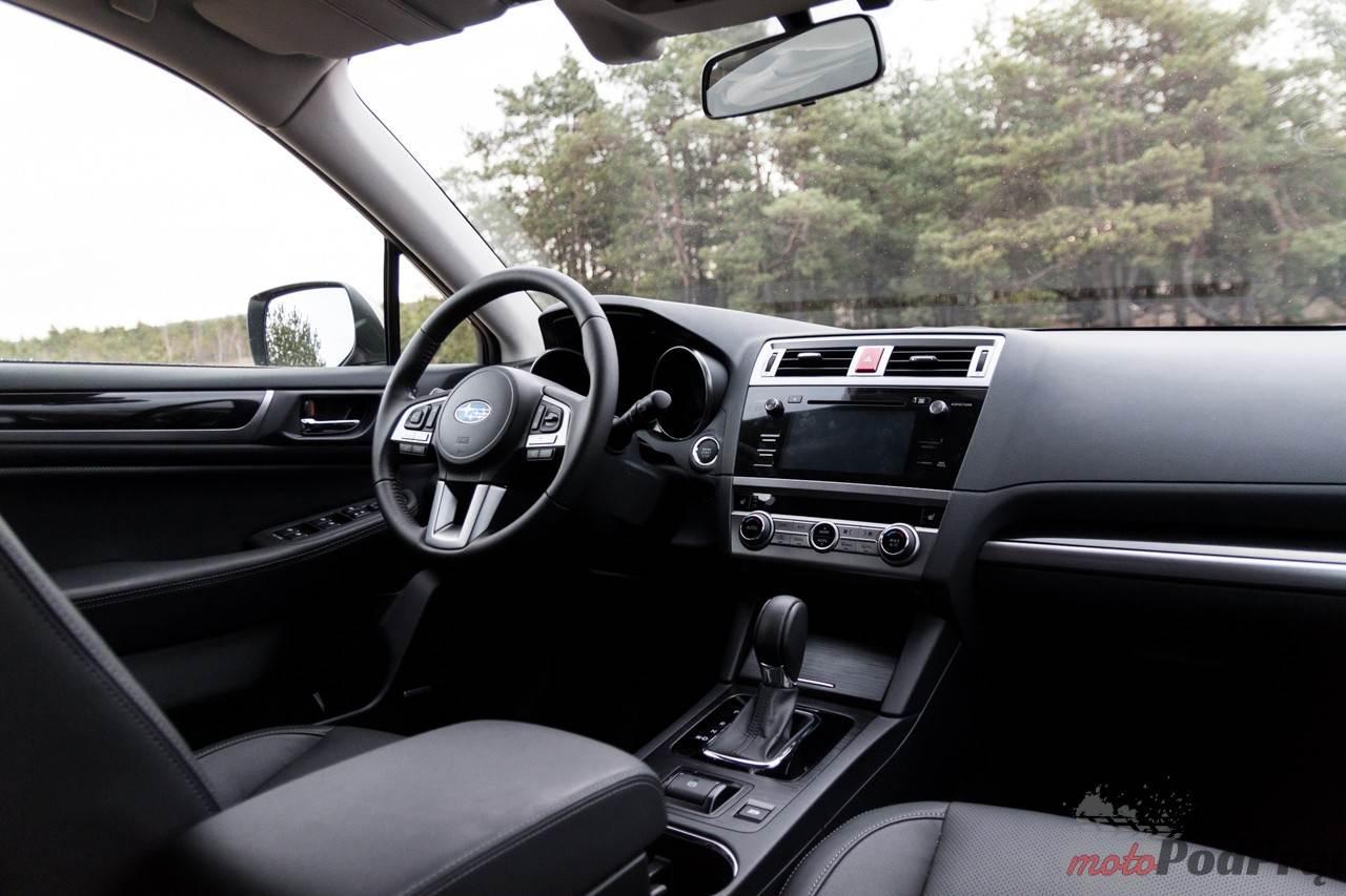 IMG 5357 Test: Subaru Outback 2.5i 175 KM