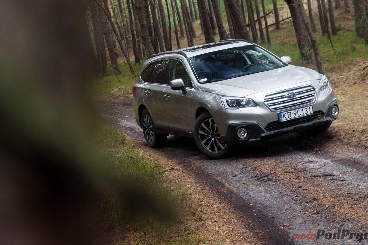 IMG 5427 Test: Subaru Outback 2.5i 175 KM