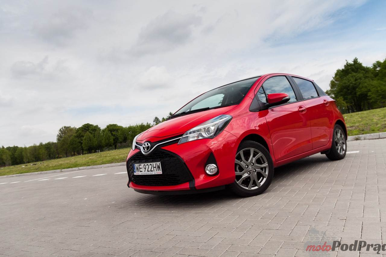 IMG 6293 Test: Toyota Yaris 1,33 Dynamic