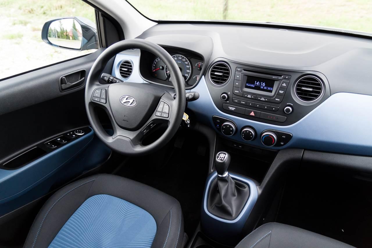 IMG 6905 Test: Hyundai i10 1.25 87 KM