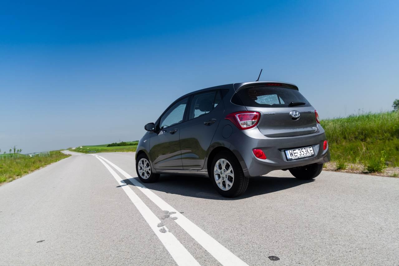 IMG 6980 Test: Hyundai i10 1.25 87 KM