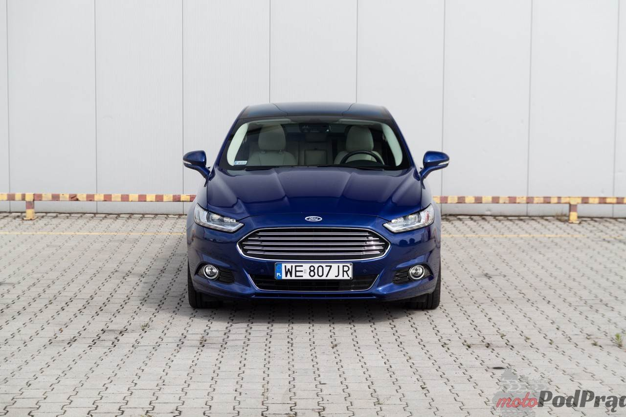 IMG 7958 Test: Ford Mondeo 1.5 Ecoboost 160 KM