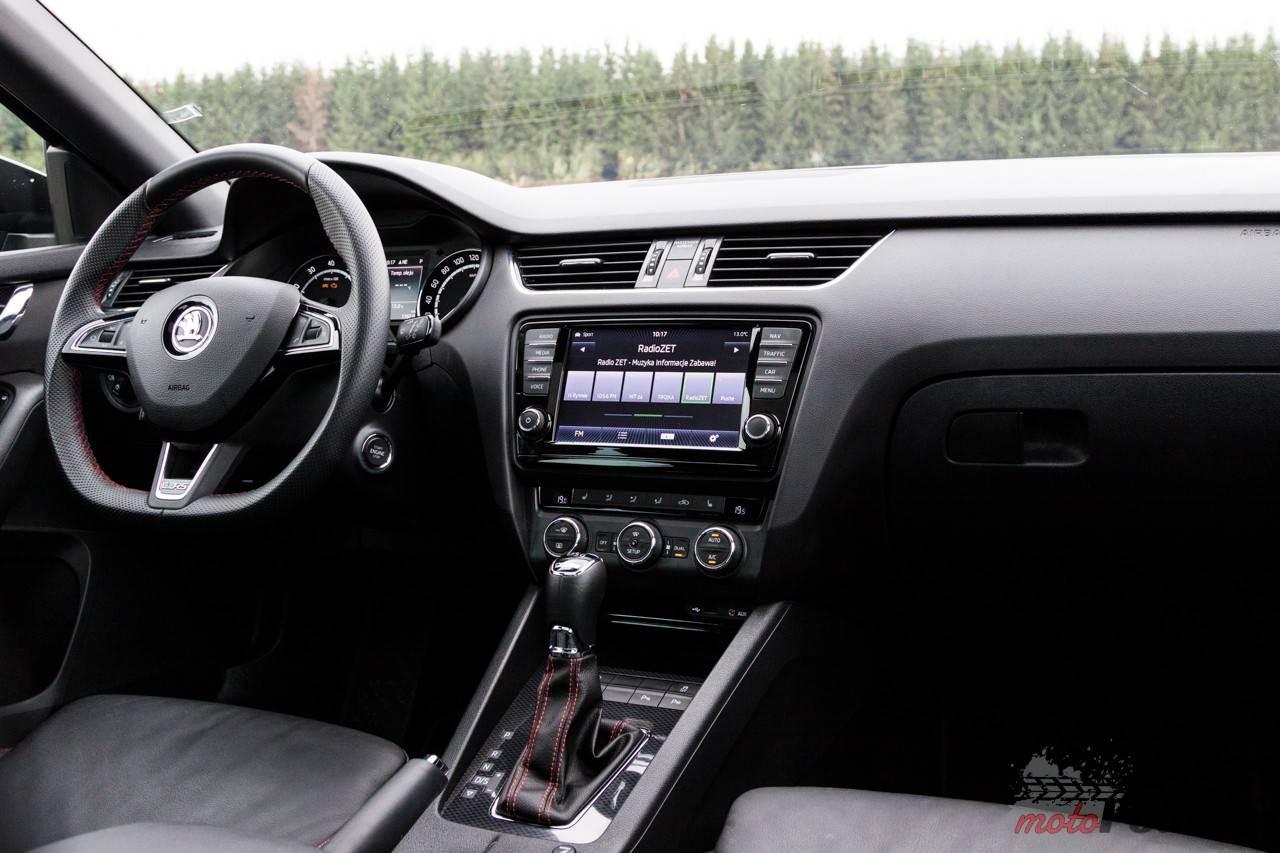 IMG 9654 Test: Skoda Octavia RS 2.0 TSI 220 KM