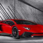 Lamborghini Aventador LP750 4 SV 150x150