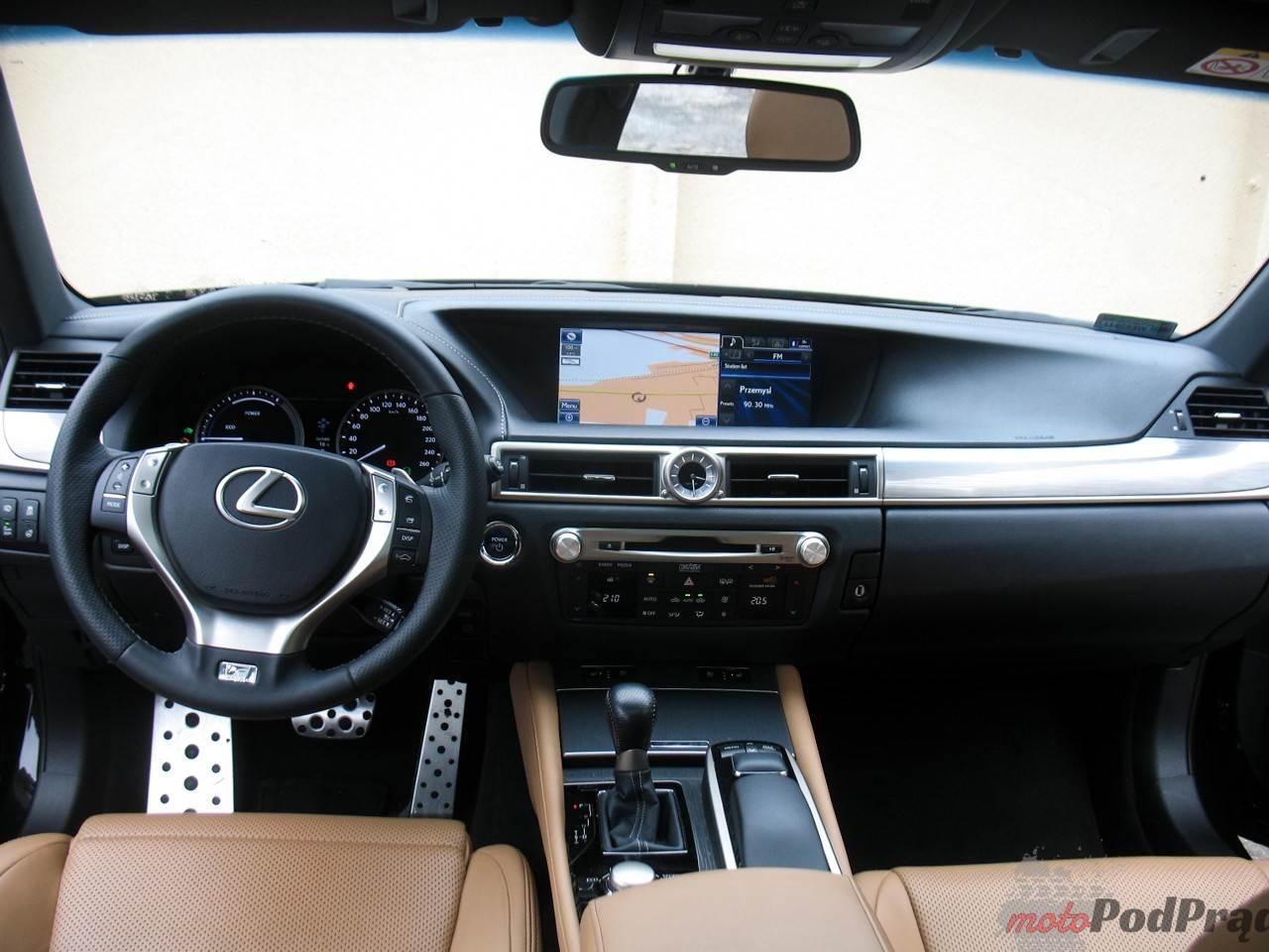 Lexus GS 300 H 16 Test: Lexus GS 300 h
