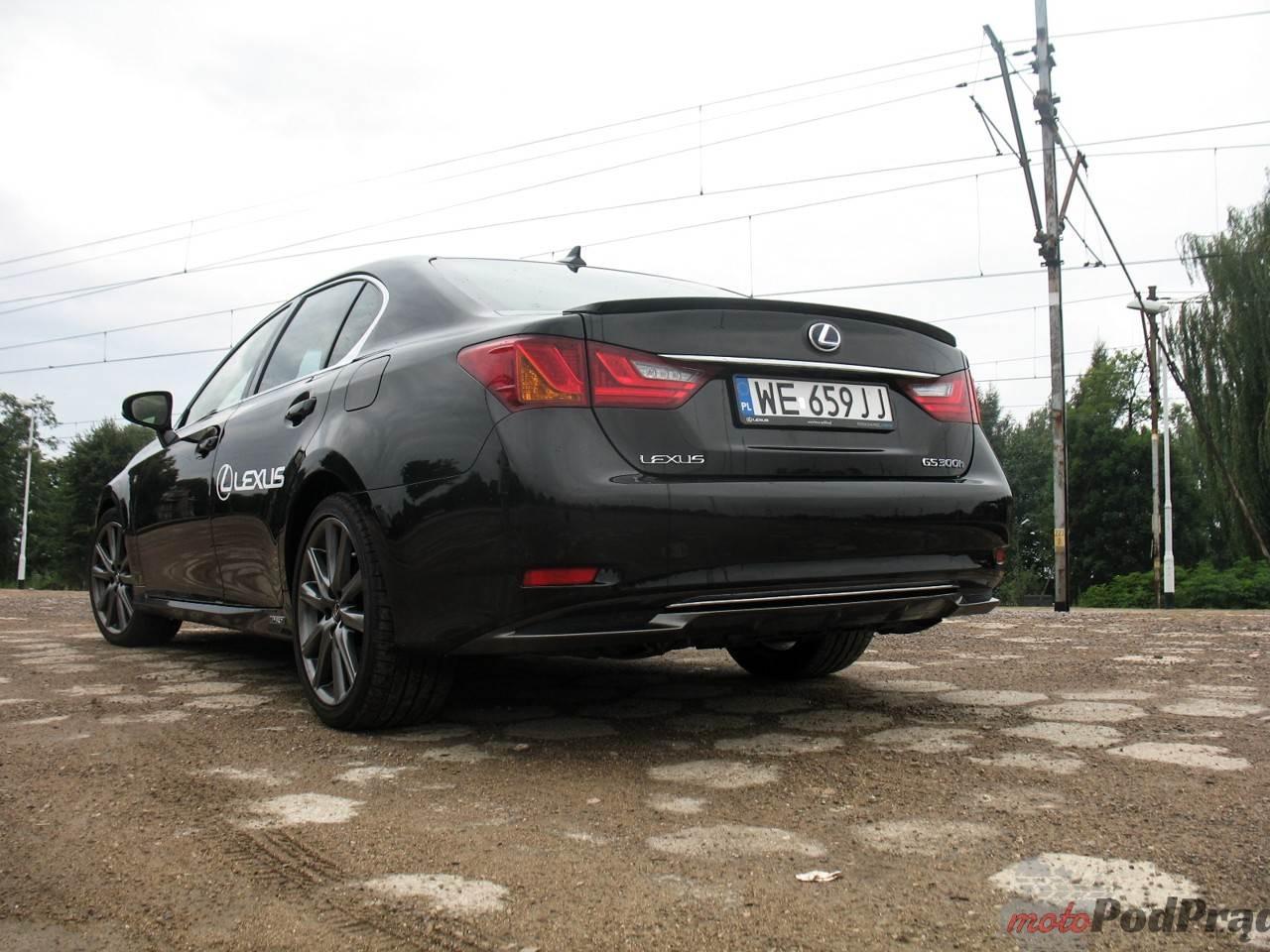 Lexus GS 300 H 33 Test: Lexus GS 300 h
