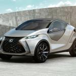 Lexus LF SA Concept 150x150