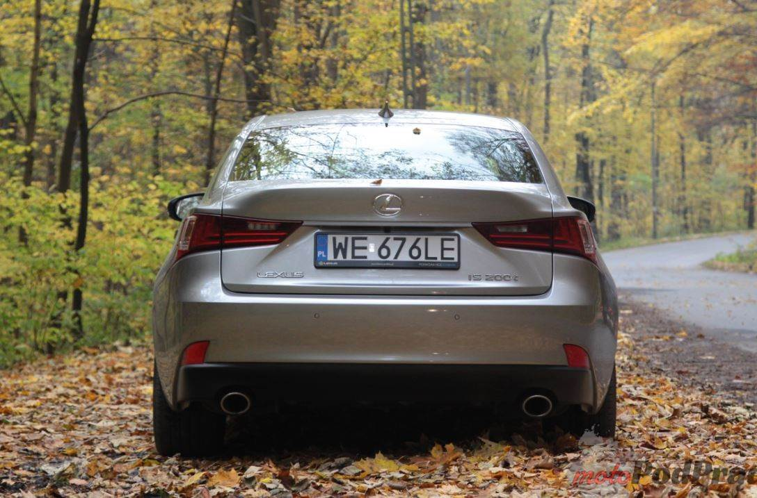 Lexus is 200 9 Test: Lexus IS 200 T Prestige