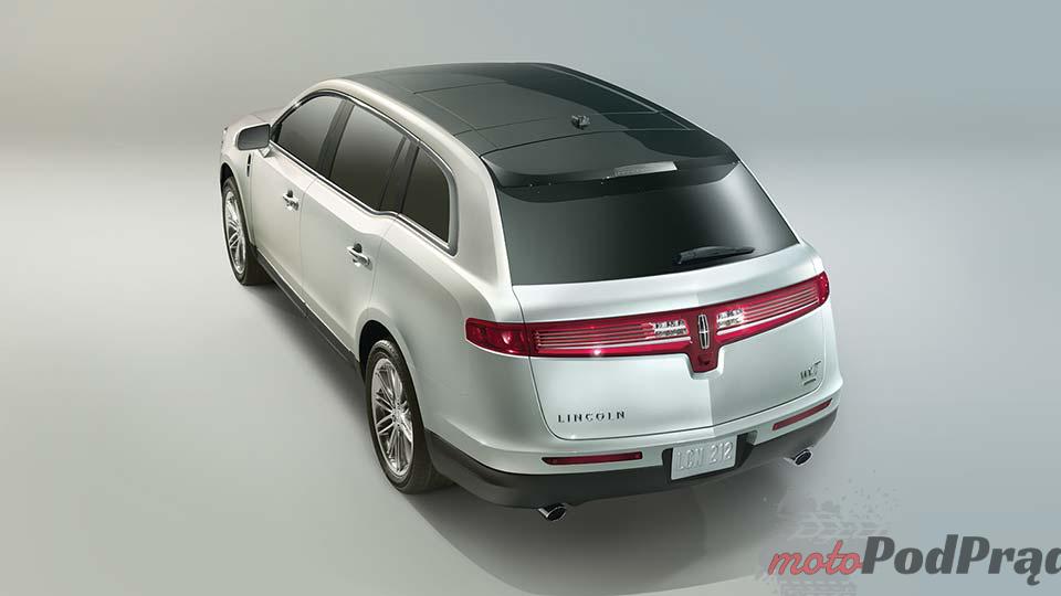 Lincoln MKT 1 Niedostępne w Polsce: Ford Flex i Lincoln MKT