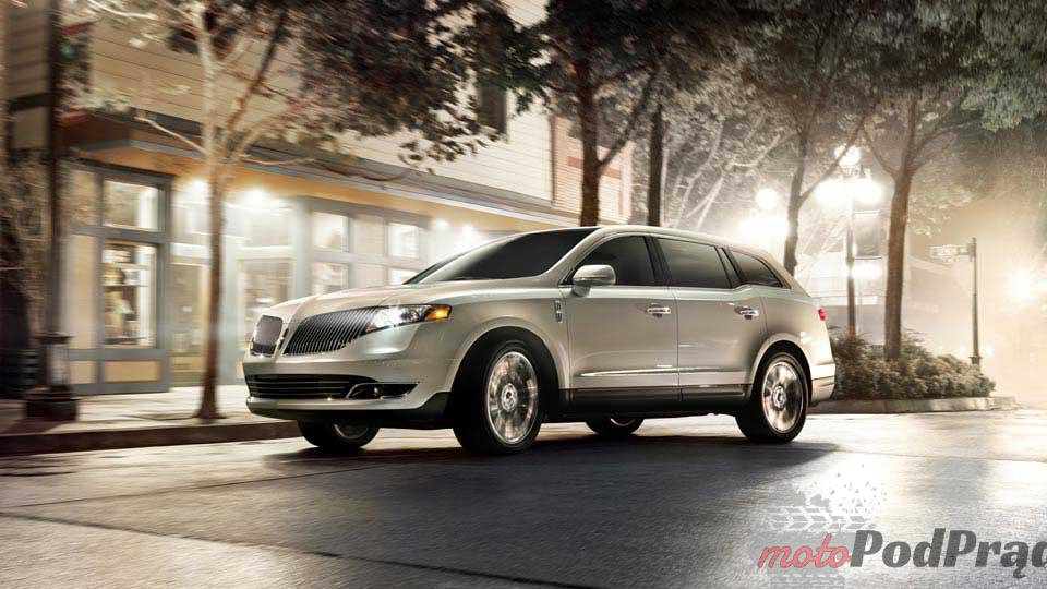 Lincoln MKT Niedostępne w Polsce: Ford Flex i Lincoln MKT