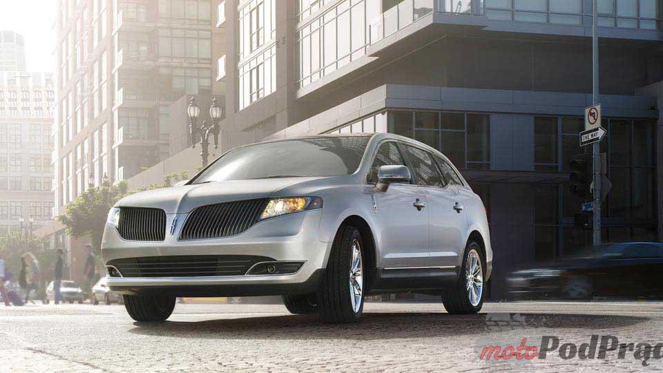 Lincoln Niedostępne w Polsce: Ford Flex i Lincoln MKT