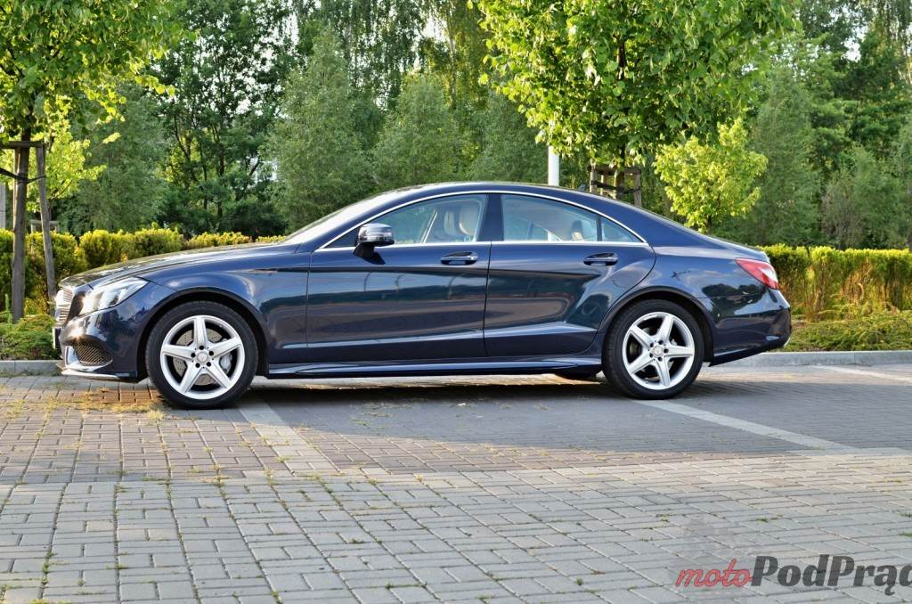 MB CLS 32 1024x678 Test: Mercedes CLS 350 BlueTEC 4MATIC