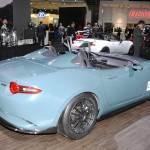 Mazda Speedster Concept 4 150x150 Prosto z Detroit: Mazda Speedster Concept
