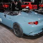 Mazda Speedster Concept 6 150x150 Prosto z Detroit: Mazda Speedster Concept