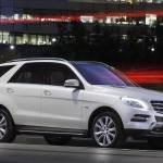 Mercedes Benz ML 2014 150x150 Przegląd przyszłych Mercedesów, Audi, BMW...