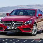 Mercedes CLS 150x150 Przegląd nowości na Paryż 2014