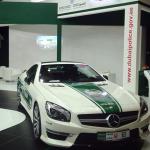 Mercedes S63 Amg 150x150 Radiowozy w Dubaju