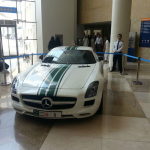 Mercedes SLS 150x150 Radiowozy w Dubaju