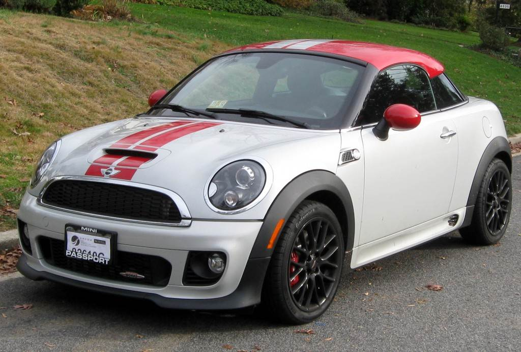 Mini Coupe 1024x692 Coupe, Roadster i Paceman.. bye, bye?