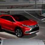 Mitsubishi XR PHEV II Concept 150x150
