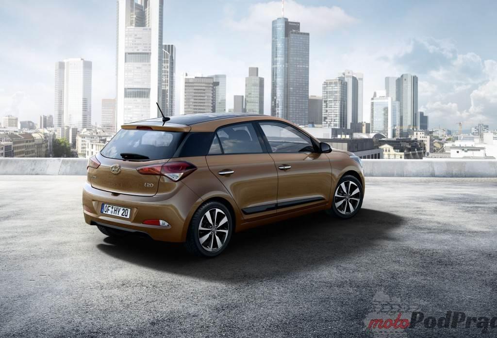 New Generation i20 Rear m 1024x696 Hyundai i20 na oficjalnych zdjęciach