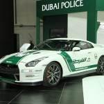 Nissan GTR dubai poice 150x150 Radiowozy w Dubaju