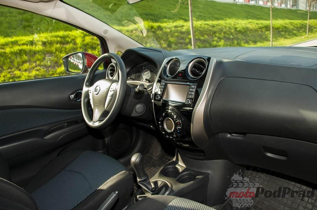 Nissan Note 35 1024x680 Test: Nissan Note 1.2 Acenta