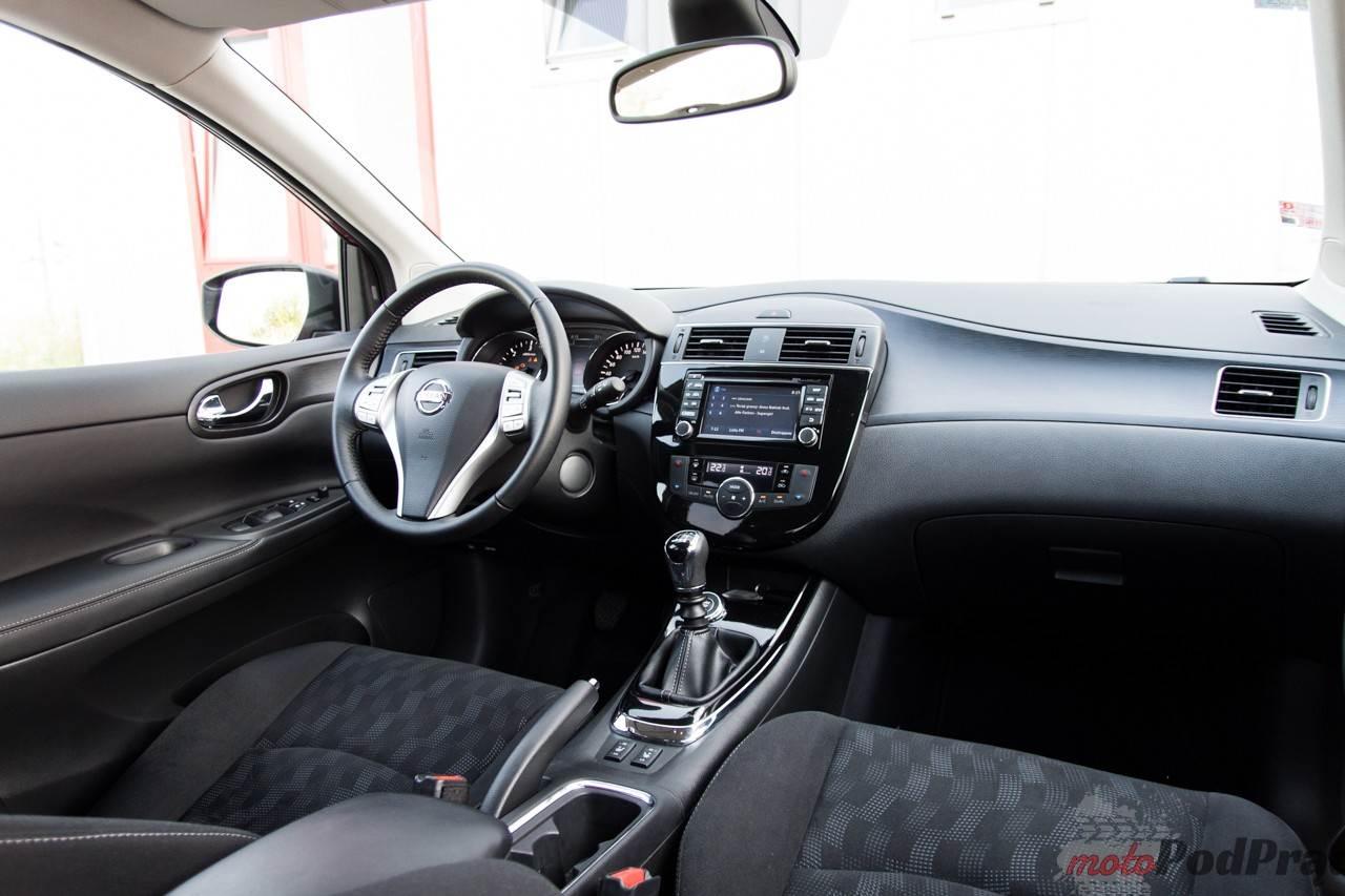 Nissan Pulsar 14 Test: Nissan Pulsar 1.5 dCi 110 KM