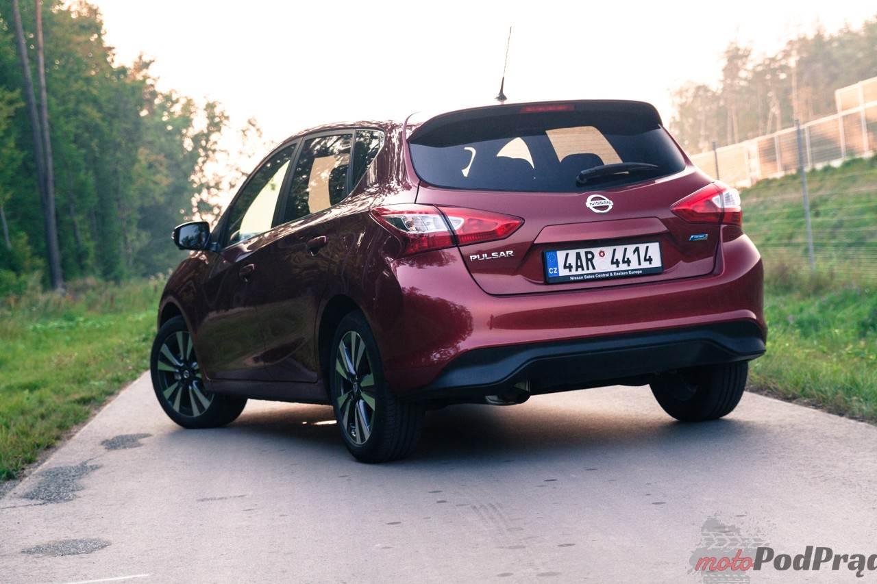 Nissan Pulsar 2 Test: Nissan Pulsar 1.5 dCi 110 KM